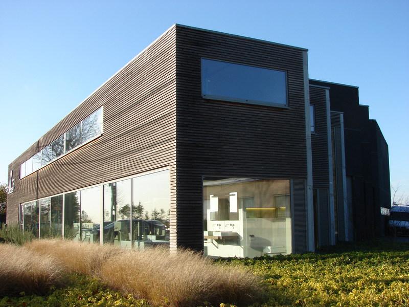 Architectuur architectuur en ingenieursbureau putman kruishoutem - Architectuur en constructie ...